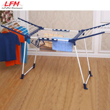 Modern airfoil clothes rack parts