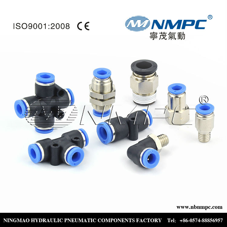 China Quick Pneumatic Connector Brass Garden Hose Fitting