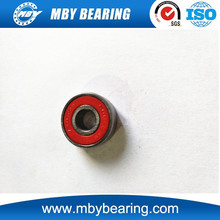 Size 8 X 22 X 7 Chrome Steel stainless steel Hybrid ceramic deep groove Ball Bearing 608 for Skateboard Manufacturer