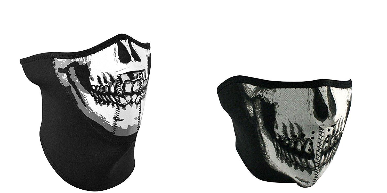adc1454f7c2 Buy Bundle (2 Items)  1 ZanHeadgear Black   White Skull