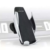 Infrared Sensor Automatic Clamping 360 Rotate Car Wireless Charger Fast Charging Air Vent Mount Phone Holder