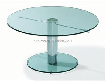 Awesome Modern Elegant Dining Room Tables Furniture Stainless Steel Single Leg Tempered Glass Table Top 4 Seater Round Dining Table Buy Single Leg Pdpeps Interior Chair Design Pdpepsorg