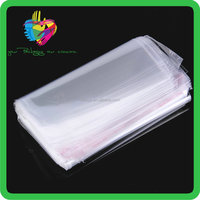 China new products plastic transparent opp bag from Yiwu