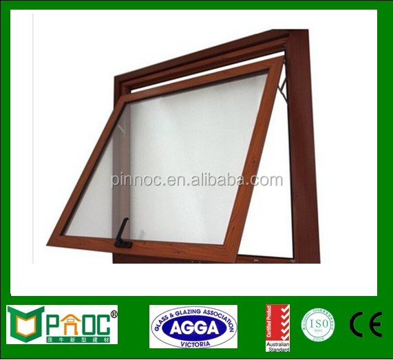 Aluminum Frame Powder Coated Cheap Glass Awning Window/aluminium ...