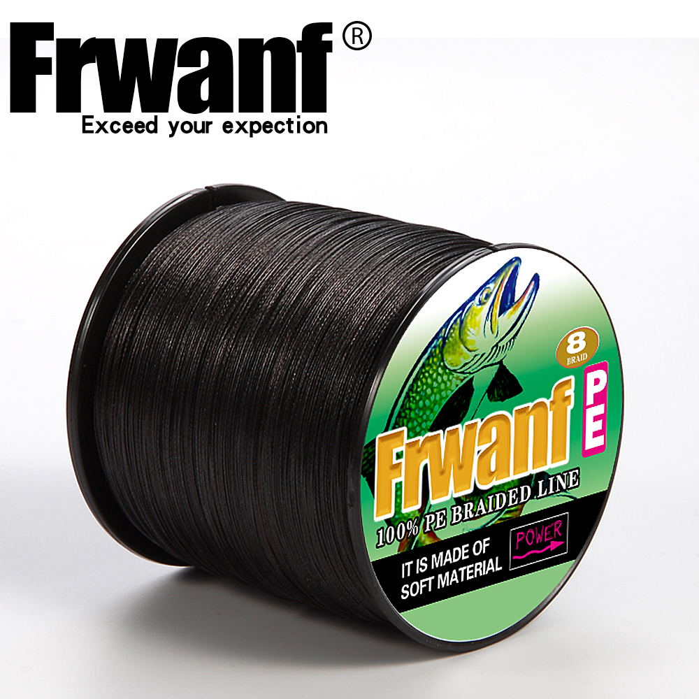 8 Strand Braided Fishing Line Super Strong Multifilament Line 8 Wire 500m for Carp Fishing Rope 10LB 20LB 130LB 300LB