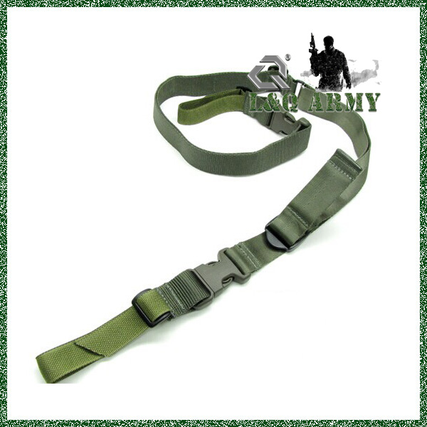 Durable Military Army Both Sides Gun Buckle Belt