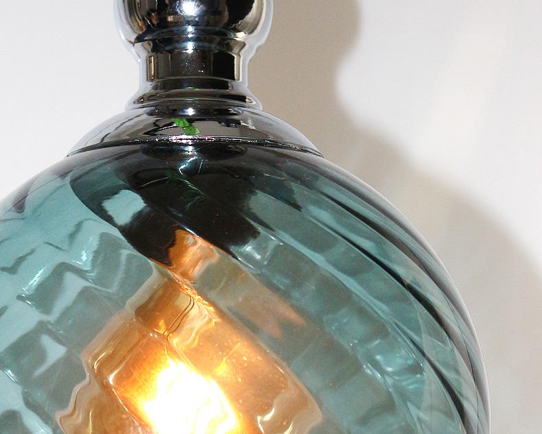 Plafoniere Vetro Soffiato : Single end di illuminazione lampade moderne plafoniere a scomparsa