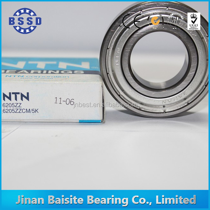 micro bearing oil seal ntn 6205z ball bearing
