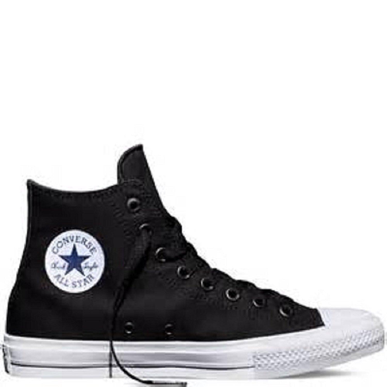 78a9dba9a4bf Get Quotations · Converse Chuck Taylor Allstar II Hi Sneakers (Mens 9.5  Womens 11.5)
