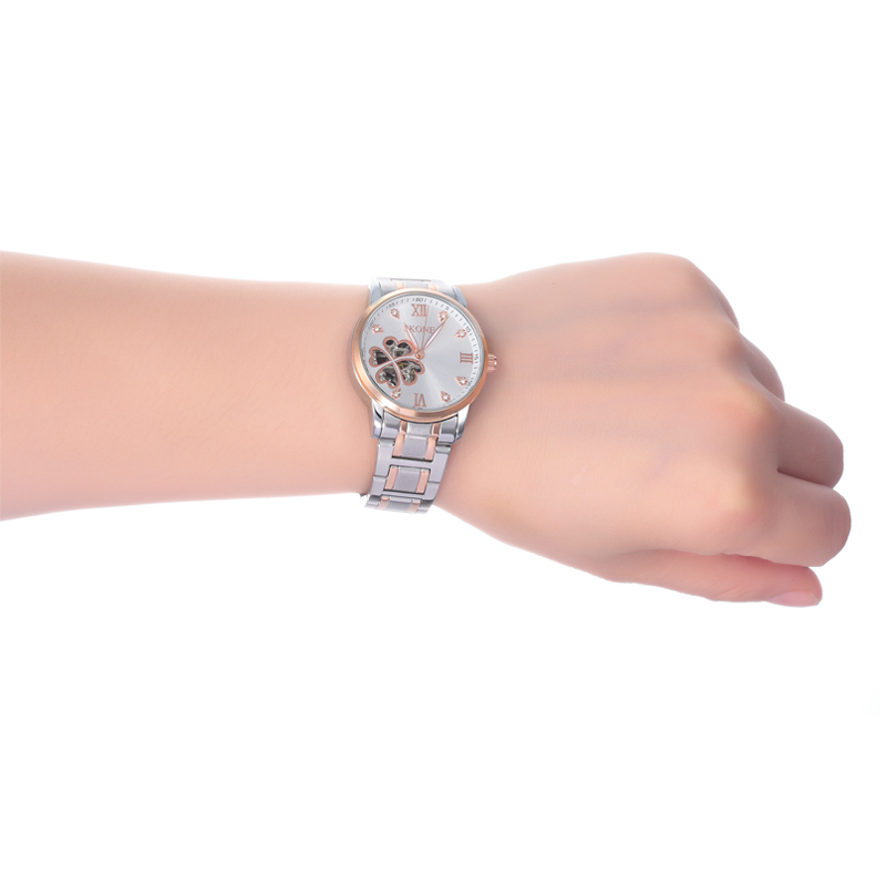 S80022 luxurious automatic women watches wrist watch