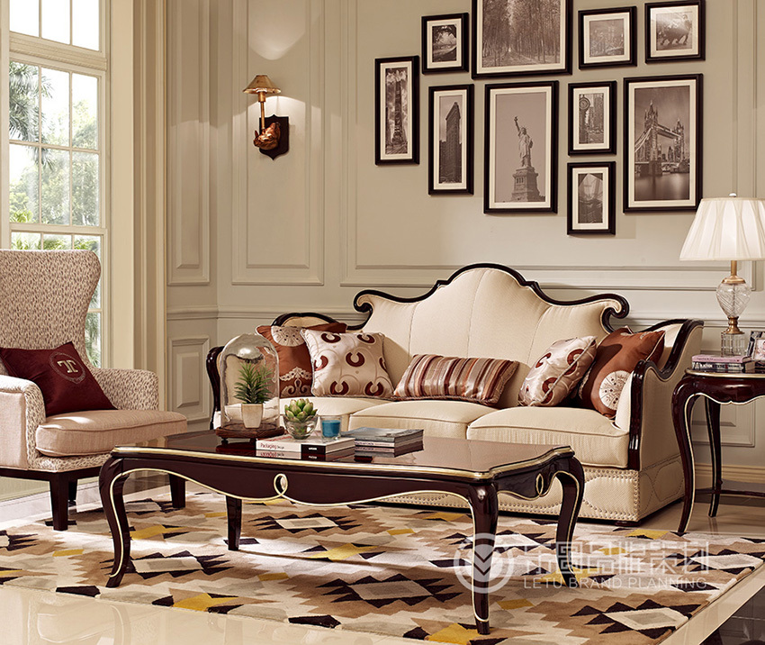 Exceptional New Classic Furniture Sofa,French Style Sectional Furniture Sofa,Queen  Elizabeth Furniture Sofa