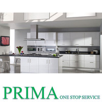 Solid wood RTA in stock kitchen cabinets manufacturers low cost kitchen cabinets
