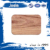 Good Weather Ability Wooden Design Face Aluminium Panel