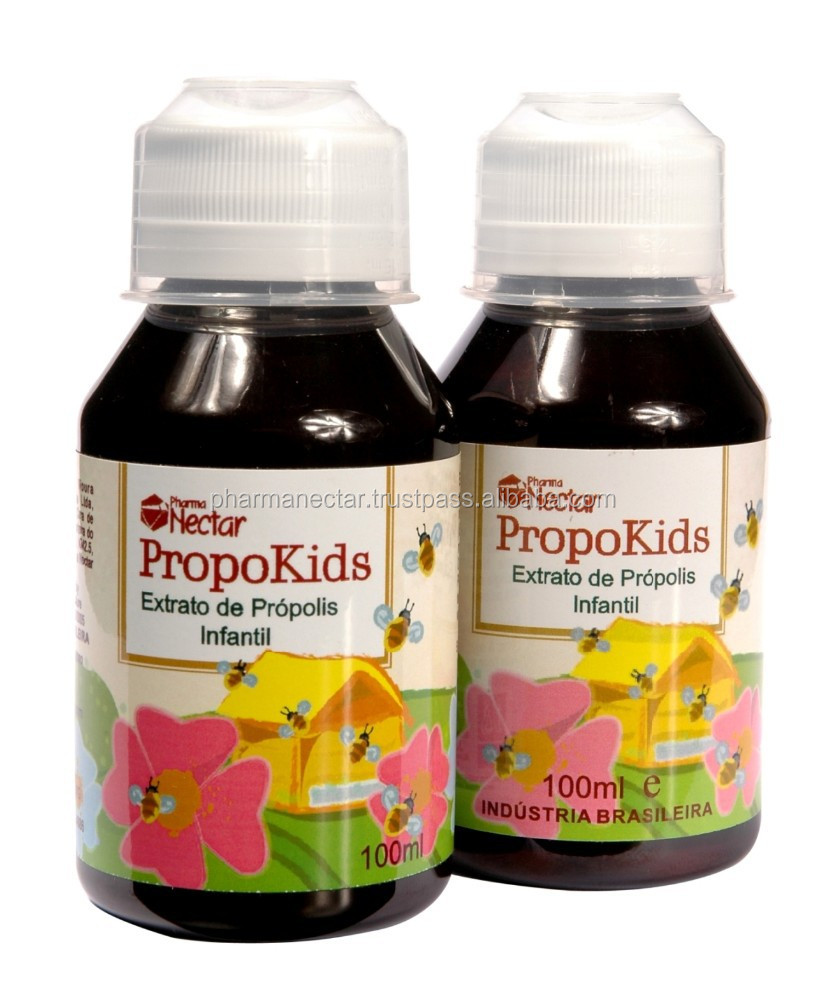 High Quality Propolis Syrup for Kids Propolis Glycerin Extract Best Price