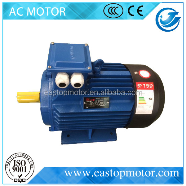 CE Approved Y3 180M-4 18.5kw Eff90.5% motor for Compressors with copper coils