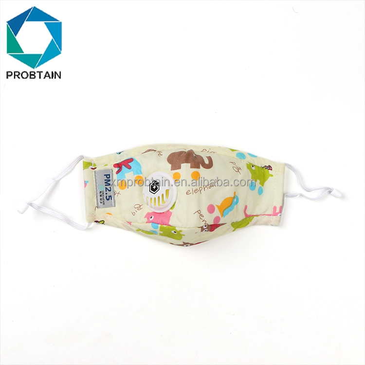 Popular High-Quality Cute Cotton Face Mask