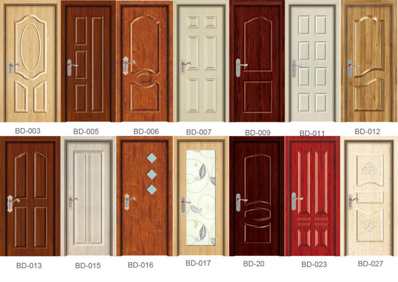 2016 New Design Drawing Room Door Melamine Cabinet Doors Modern
