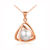 Diffuser 예수 Triangle Sterling Silver Wholesale (gorilla Glass) Brass Stainless Steel Necklace 펄 로켓