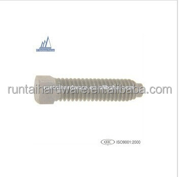 Stainless steel Square set screws, made in china