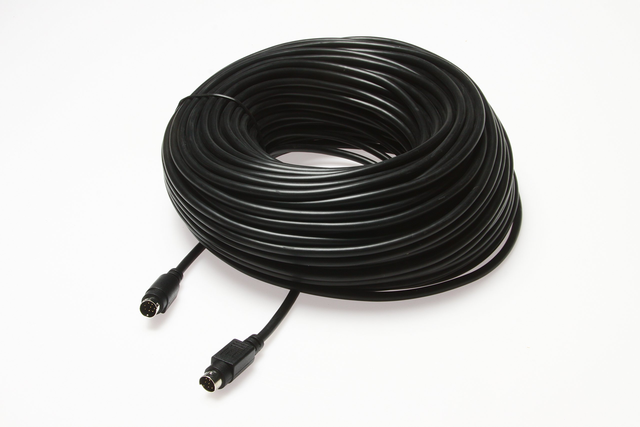 10/'Ft Sony VISCA Daisy Chain PTZ Camera Control Cable EVI//BRC//SRG series cameras