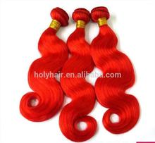 red bug bundle factory price Unprocessed 100% virgin brazilian remy hair 3 bundles red bug brazilian hair weave