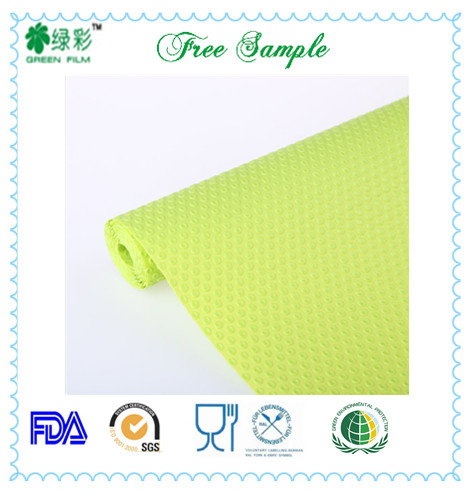 Dongguan Luyuan Roll eco friendly eva non slip fridge mat