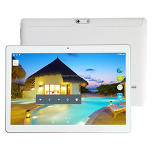 10.1 polegada tablet pc 3g slot para cartão sim MTK 6582 <span class=keywords><strong>Quad</strong></span> núcleo 1G/16G 1280X800 Tela IPS GSM/WCDMA Android 5.1 Chamando Tablet PC