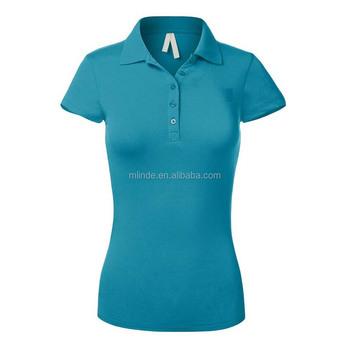 e9efd20ecda39 Ajuste seco Camiseta polo 100% algodón uniforme Oficina wear nuevo  diseñador de microfibra logotipo personalizado