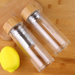 Custom Insulates Water Bottles Stainless Steel Tea Filter Bottles Wholesales