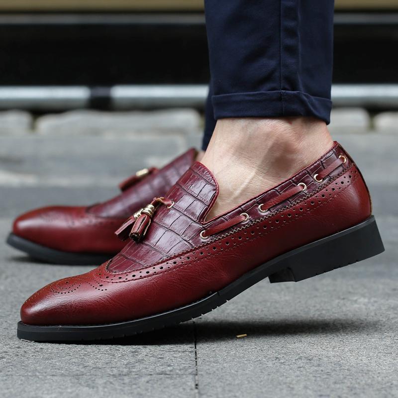 Mens Vintage Platform Shoes 82