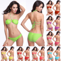 Designer High Quality Nylon Lycra Fabric 2016 Cute swimsuit Sexy Bikinis Women Swimsuit Bathing Suits Beach