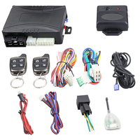 remote starter, car alarm system with starter