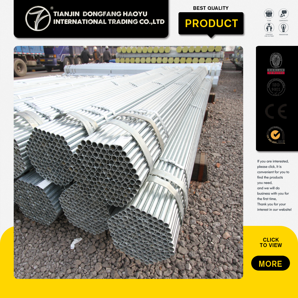 8 inch schedule 40 galvanized steel pipe/ hot dipped galvanized steel pipe low price zinc coat 200-275g Alibaba website