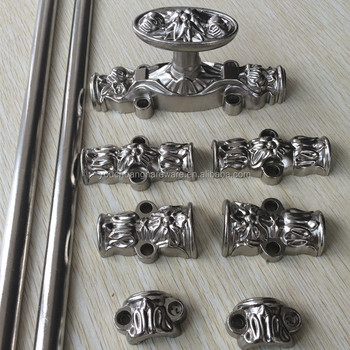 Antique French Door Cremone Bolts