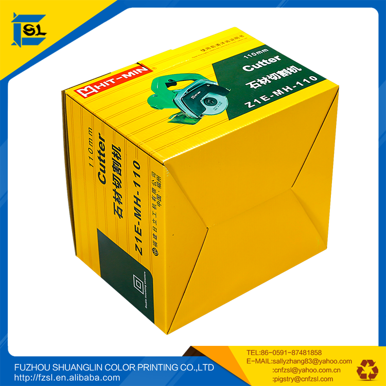 PBXSL1725cheap recycle paper packaging box