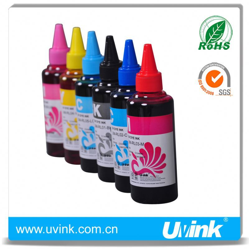 UVINK dye ink for Mutoh 1624