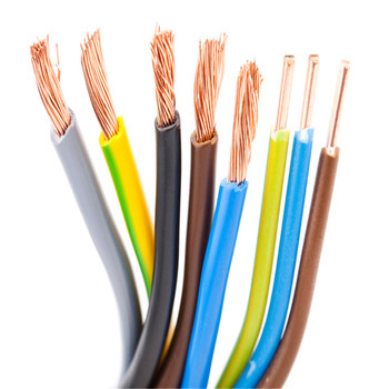 Solid Or Stranded Bare Or Tinned Copper Conductor Pvc Insulated Electric  Cable Wire - Buy Pvc Coated Electric Copper Wire,Copper Conductor Pvc