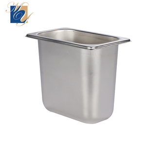 STAINLESS STEEL GN PANS 15