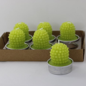 New design handmade succulent candles for sale