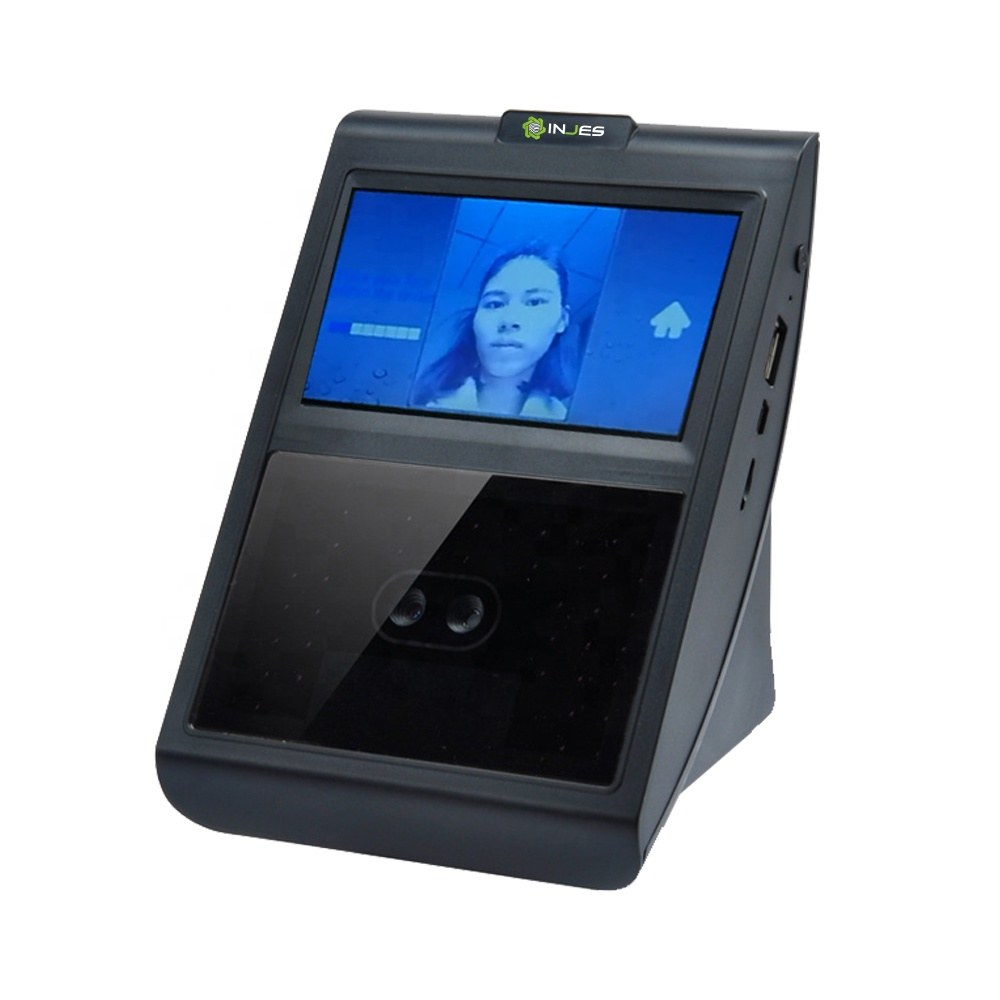 Touch Screen Myface5 Linux Os Facial Recognition Face Time And Attendance  System - Buy Facial Recognition Time And Attendance System,Face Recognition