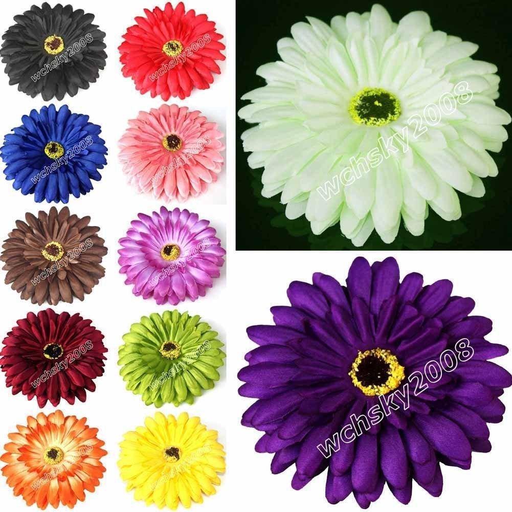 Cheap Gerbera Daisy Silk Flower Heads Find Gerbera Daisy Silk