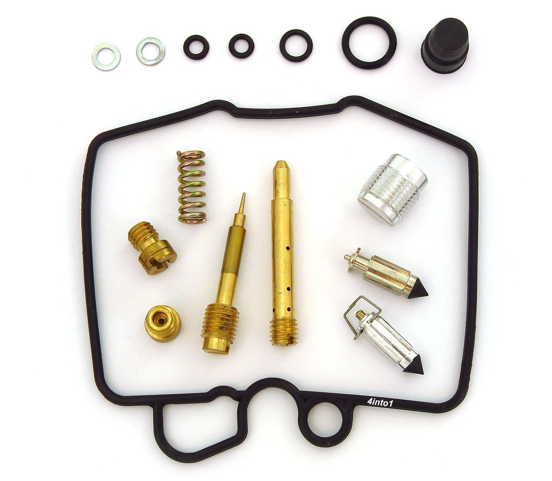 Carburetor Carb Repair Rebuild Kit - 1979-1982 Honda CB750C CB750K CB750L LTD Carburetor Carb Repair Rebuild Kit - 1979-1982 Honda CB750C CB750K CB750L LTD