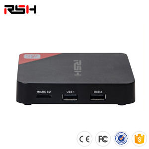 High quality quad core best manufacturer reset android tv box