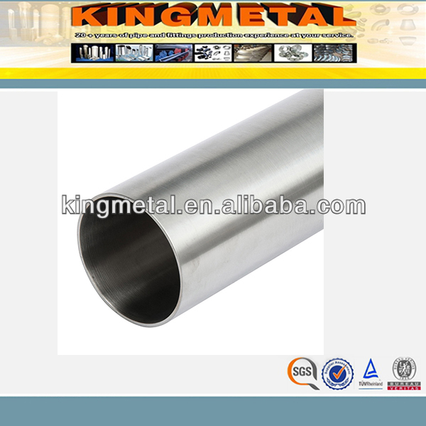 ASTM A312/A213/A778 316l/304/347/310 Single Side Welded 347h stainless steel pipe