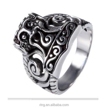 Celtic Nordischen Mythos Viking Gotter Thors Hammer Mjolnir Ring Fur