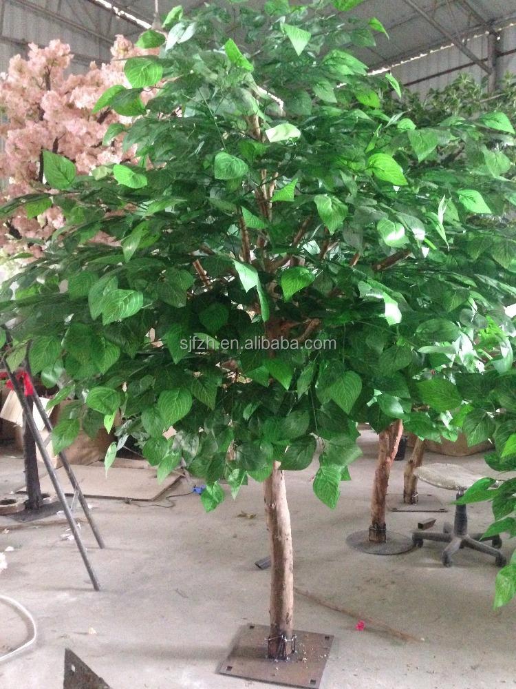 Sj venta caliente artificial manzano rboles frutales for Arboles frutales de hoja perenne para jardin