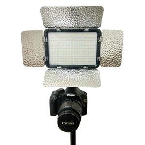 Ballast Super Slim 348pcs Video Shooting Led Panel Video Light with Temperature 3200K-5600K Led Studio Light