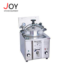 Commercial Counter Top Electric Chicken Wing Pressure Fryer For Home Use