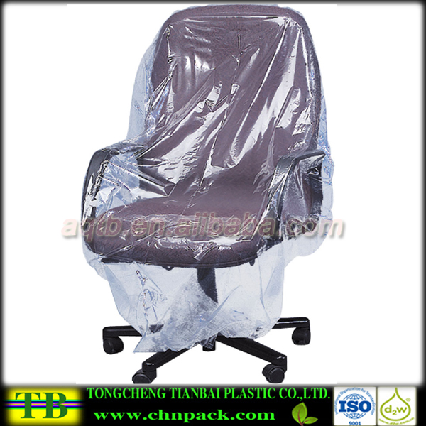 Clear Custom Disposable Garden Furniture Cover