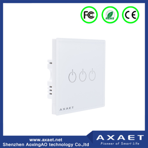 bluetooth voice control light switch timer control switch